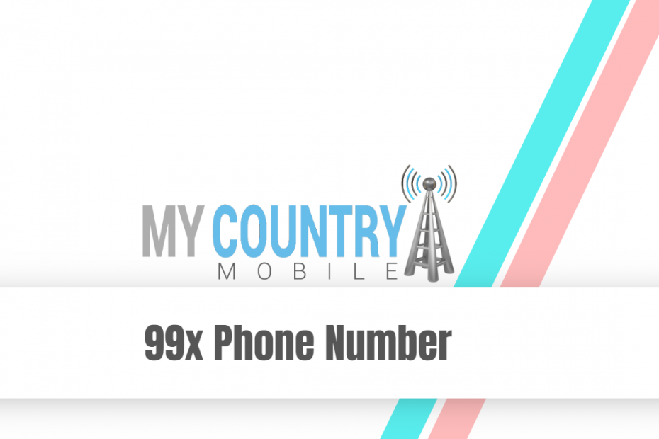 99x Phone Number - My Country Mobile