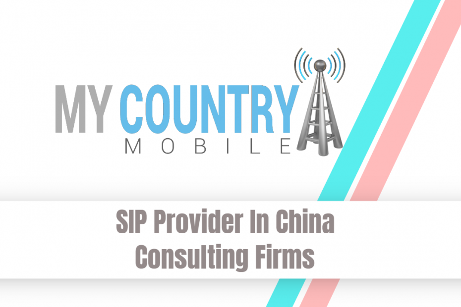 SIP Provider In China Consulting Firms - 917 Area Code
