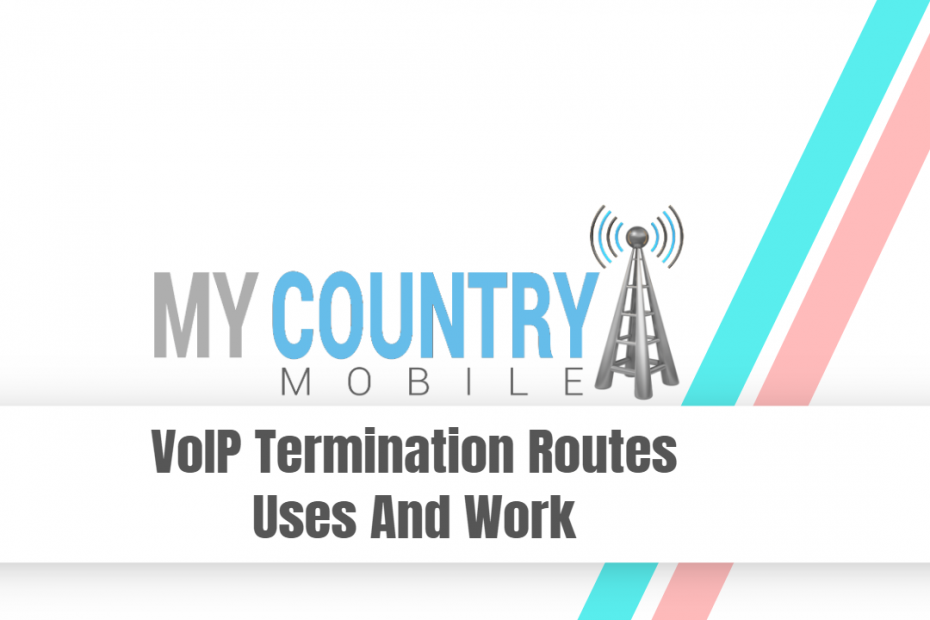VoIP Termination Routes Uses And Work - 917 Area Code